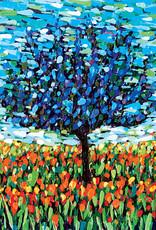 Blue Tree Mini Boxed Cards