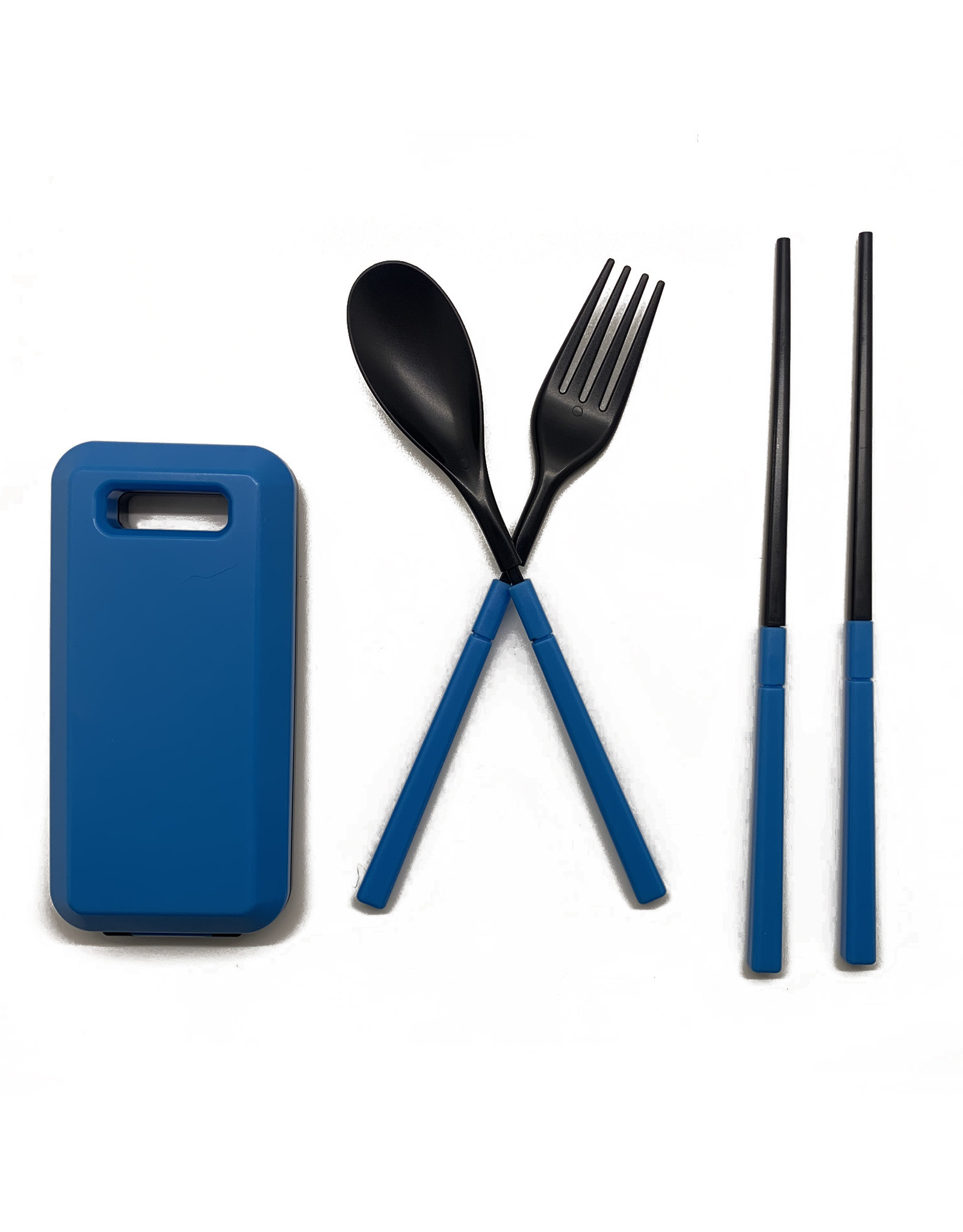 Eco Friendly Cutlery Blue