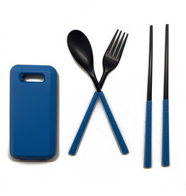Eco Friendly Cutlery Blue