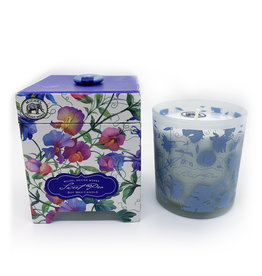Sweet Pea Soy Wax Candle
