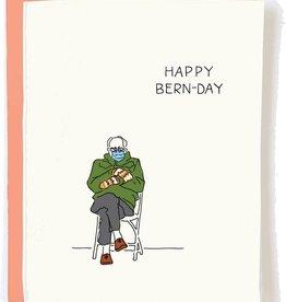 Happy Bern-Day Card
