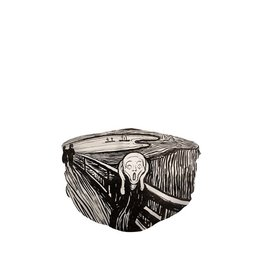 Munch's The Scream Face Mask
