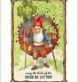 Irish Luck Card