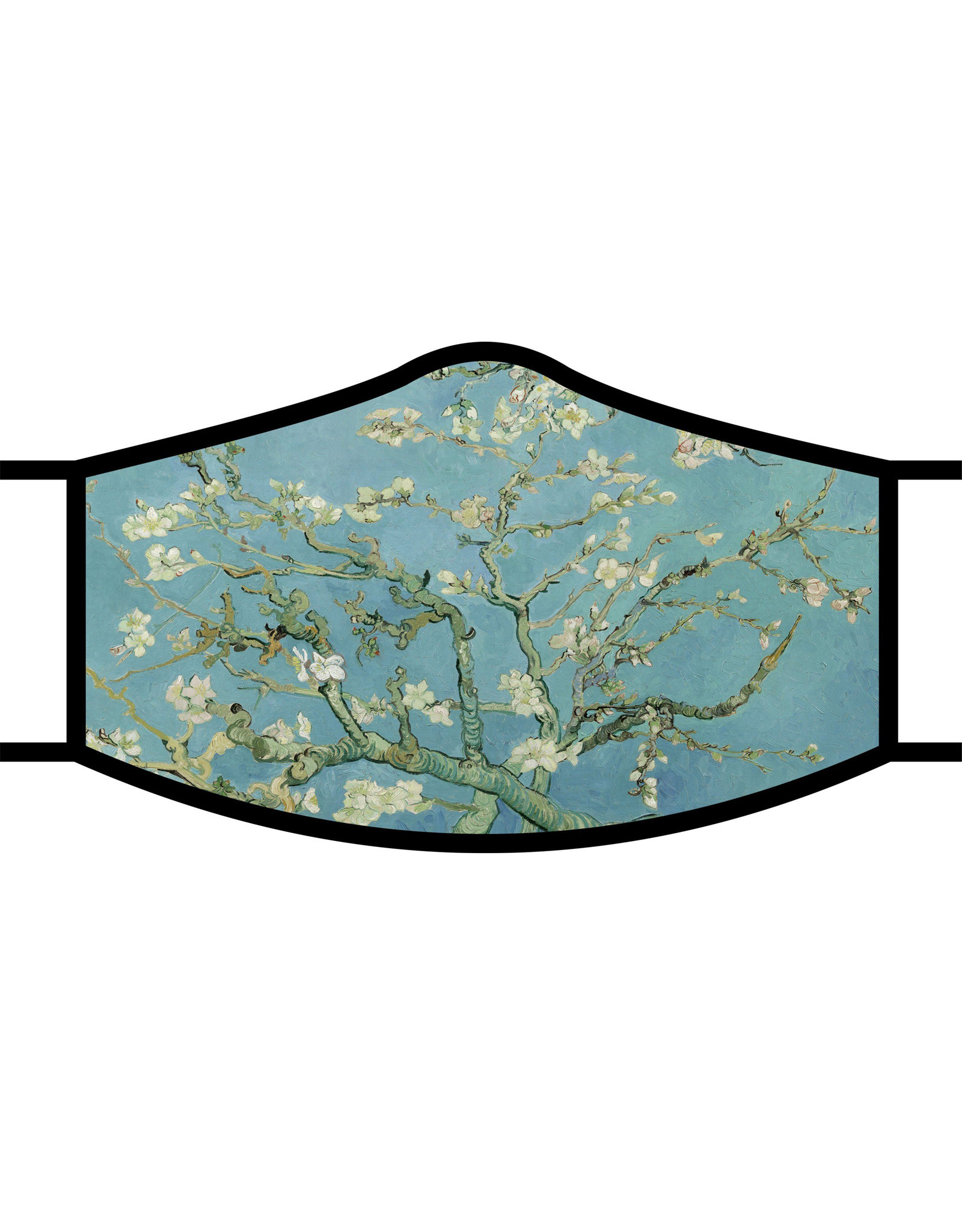 Van Gogh Almond Blossom Face Mask