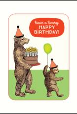Beary Birthday Card