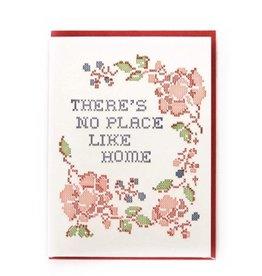 No Place Like Home Card