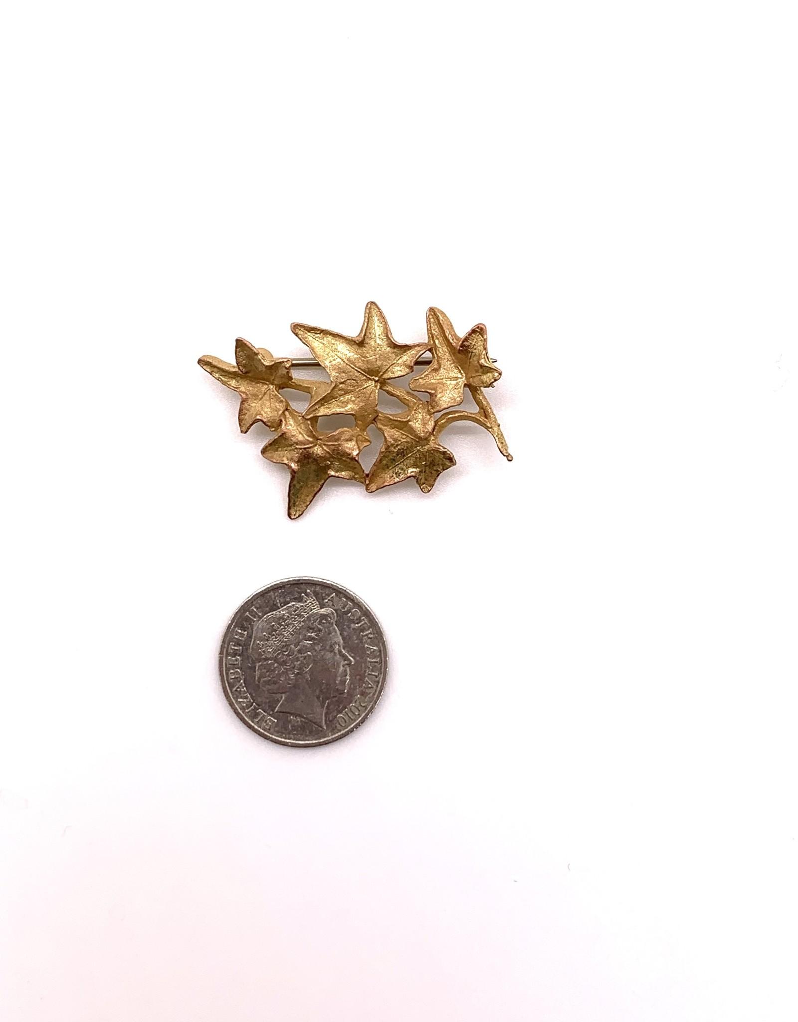 Ivy Leaf Pin
