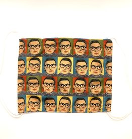 RBG Pop Art Face Mask