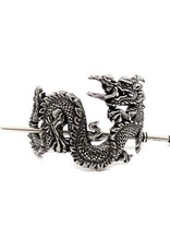 Dragon Hair Holder with Stick