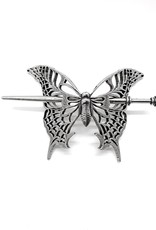 Butterfly Hair Holder with Stick