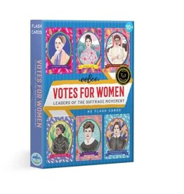 Flash Cards Votes For Women