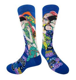 Klimt The Virgin Socks