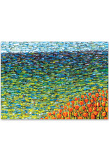 Poppies & Ocean Mini Boxed Cards