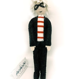 Felt Andy Warhol Doll