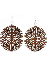 Below The Root Earrings