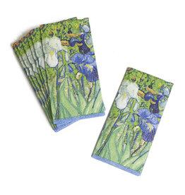 Tissues Van Gogh Irises