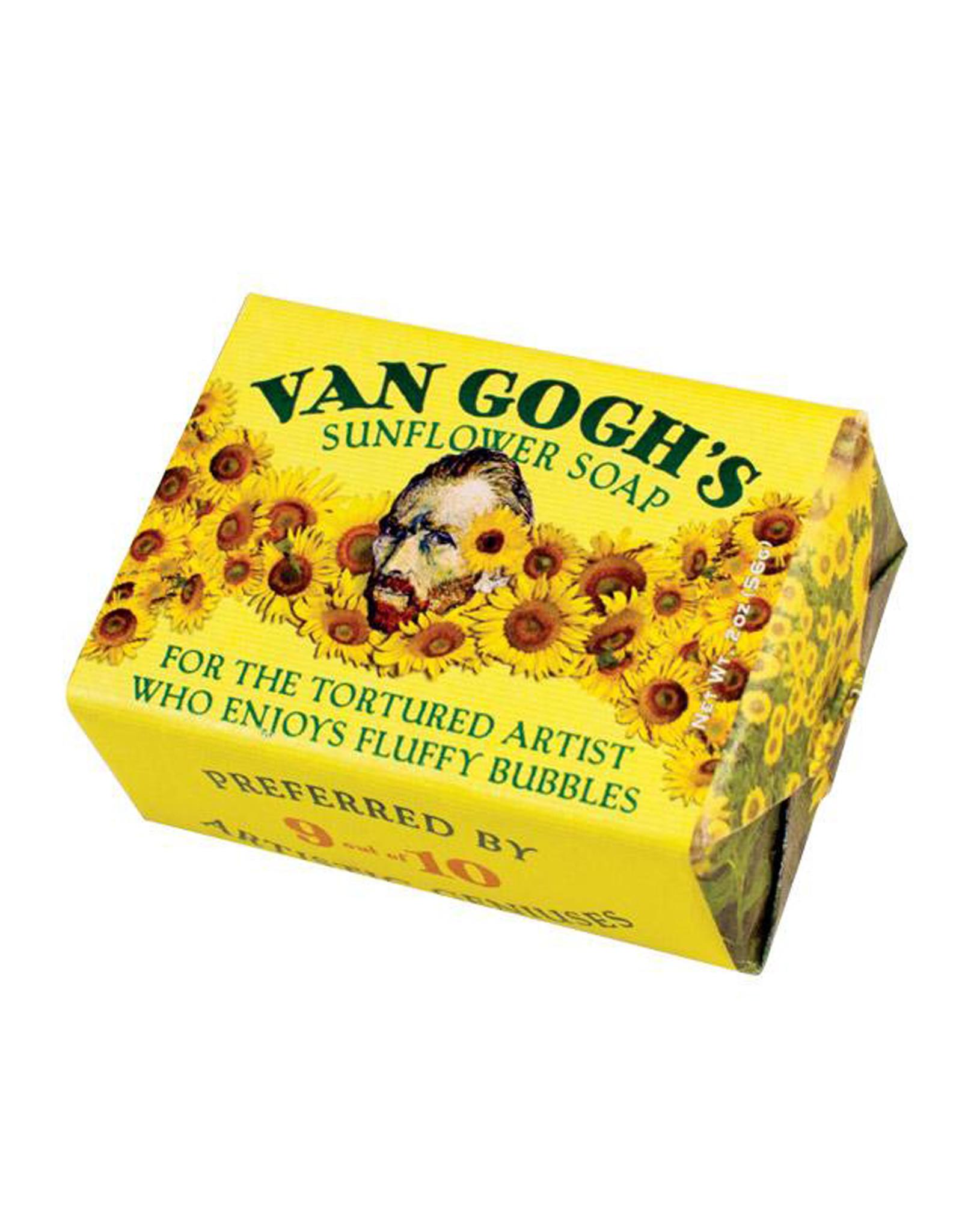Van Gogh Mini Soap