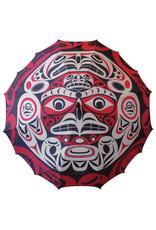 Thunderbird Moon Umbrella