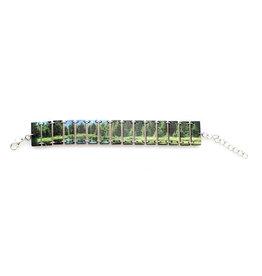 Forest Scene Bracelet