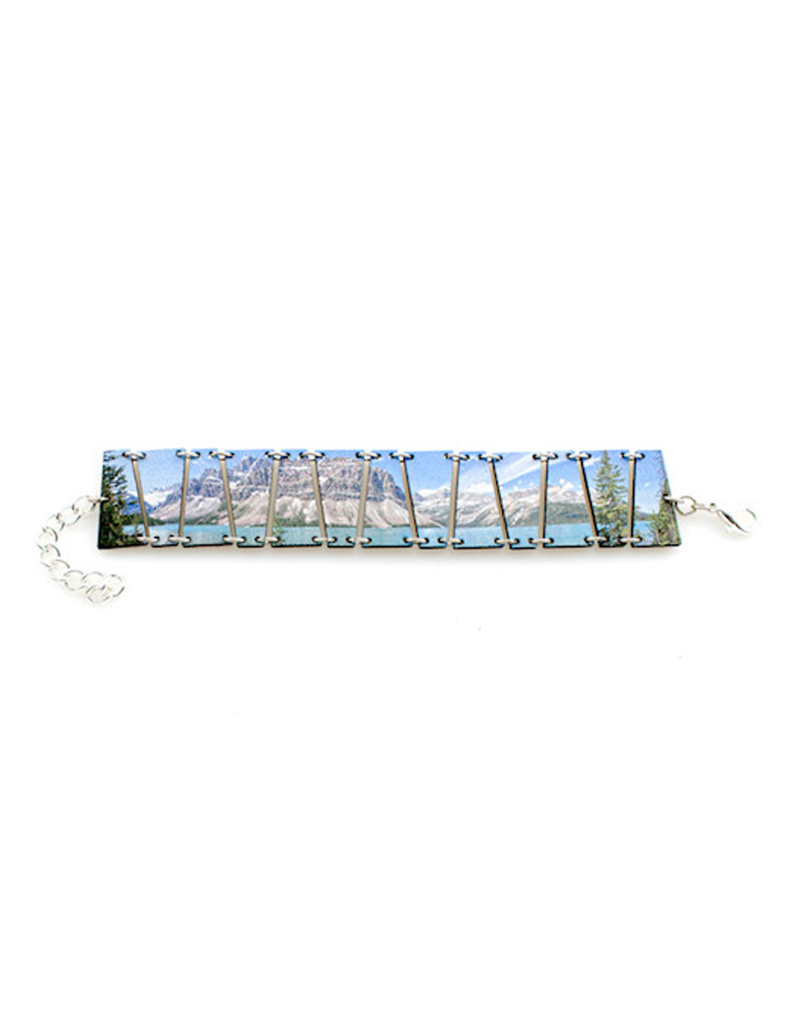 Mountain Lake Bracelet