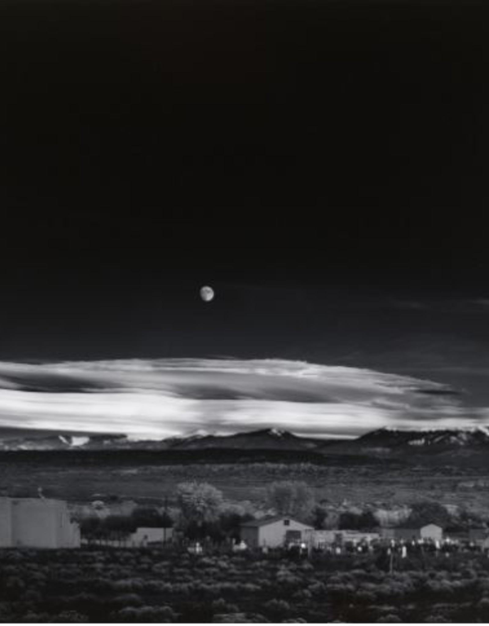 Ansel Adams Moonrise, Hernandez