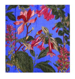 Purple Magnolia Scarf