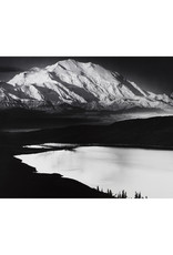 Ansel Adams Mt. McKinley & Wonder Lake