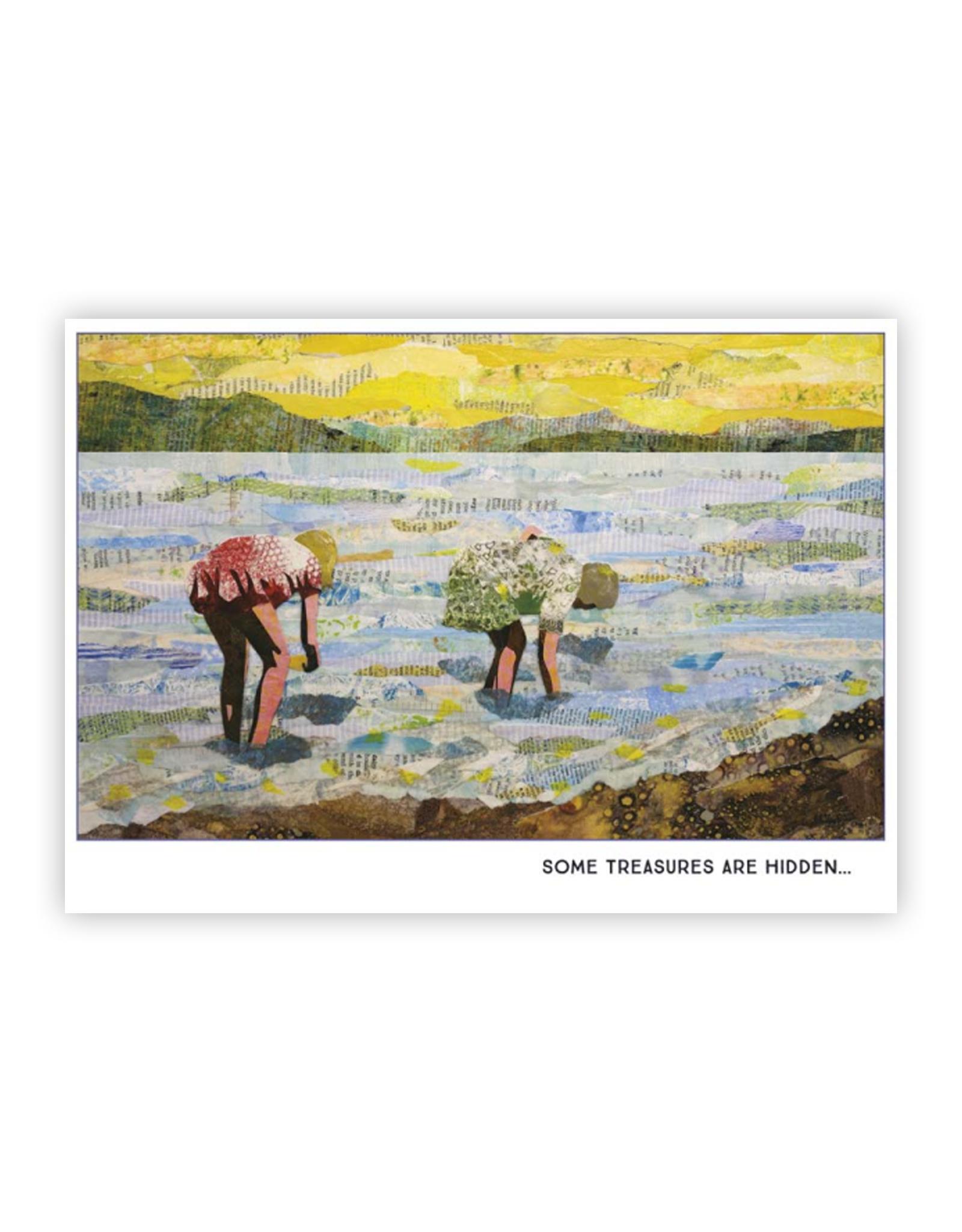 Treasure Hunting Mothers Day Card