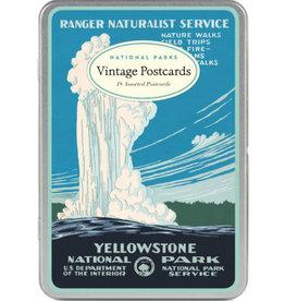 Postcard Set National Parks