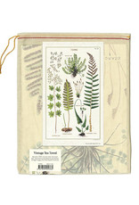 Tea Towel Ferns