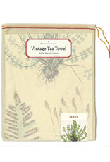 Ferns Tea Towel