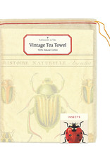 Tea Towel Insects