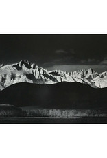 Ansel Adams Winter Sunrise