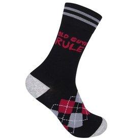 Socks Old Guys Rule
