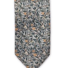 Morris Arbutus Silk Tie