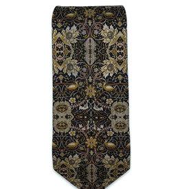 Morris Birds Silk Tie