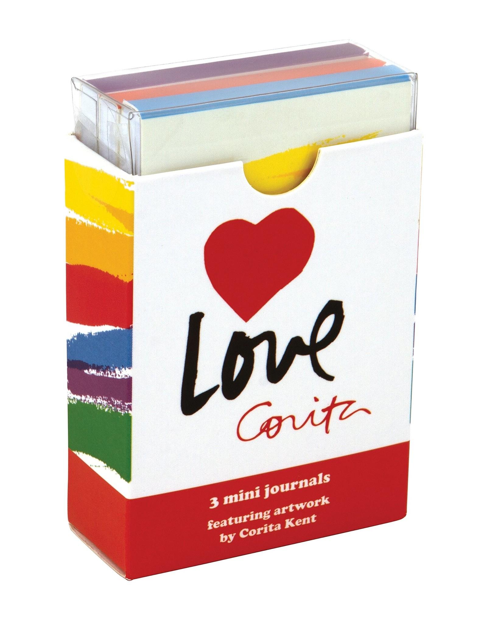 Mini Journal Set Love