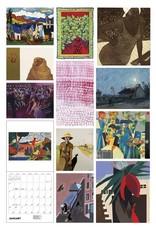 African American Art  2022 Wall Calendar