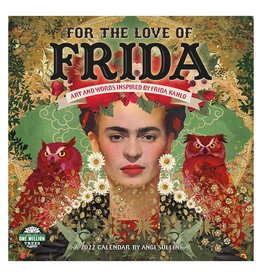 For the Love of Frida 2022 Wall Calendar
