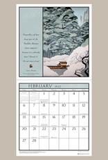 Now & Zen 2022 Wall Calendar