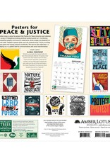 Posters for Peace & Justice 2022 Wall Calendar