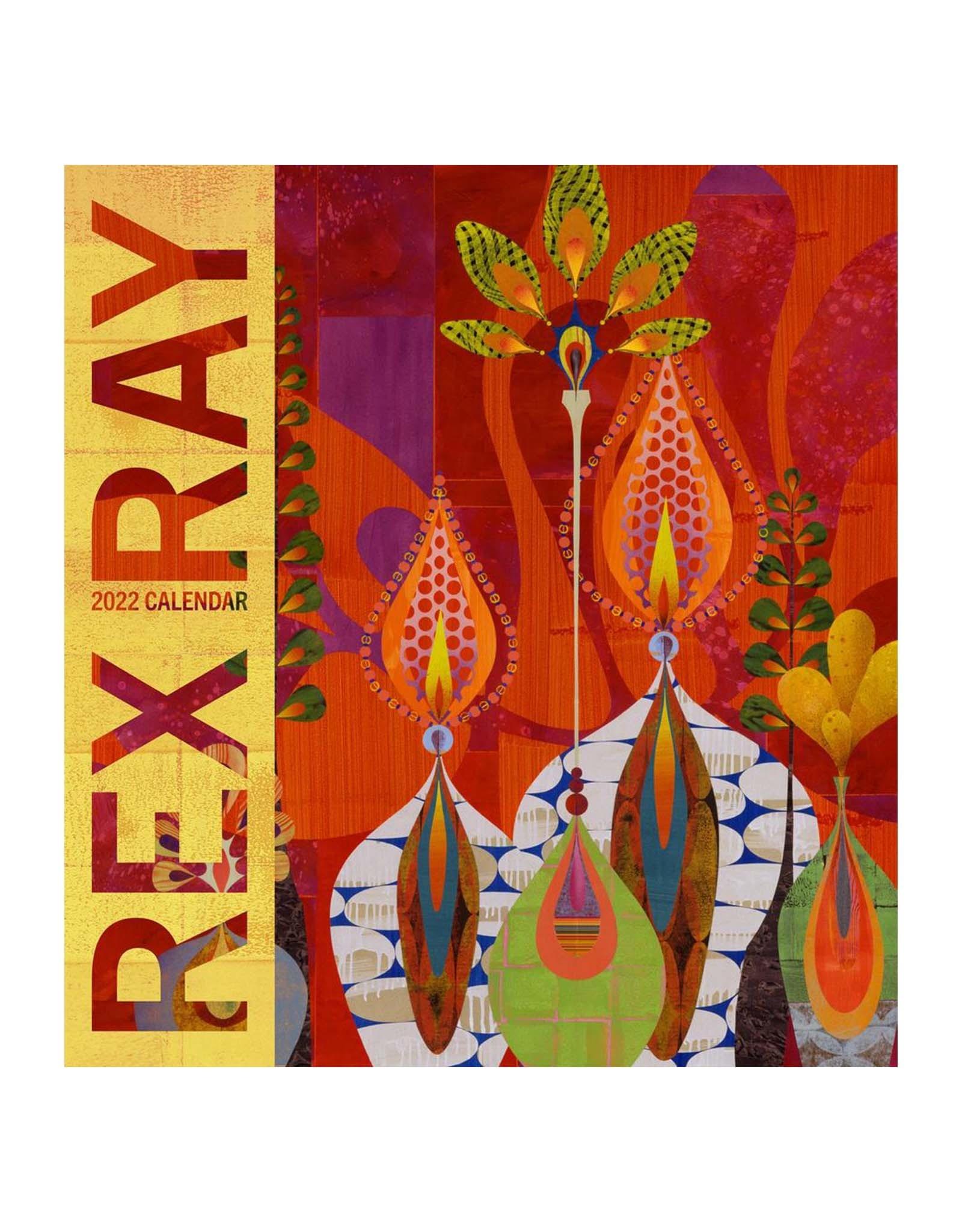 Rex Ray 2022 Wall Calendar