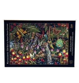 Microcosmic Garden Puzzle