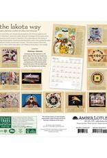 Lakota Way 2022 Wall Calendar