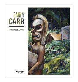 Emily Carr 2022 Wall Calendar