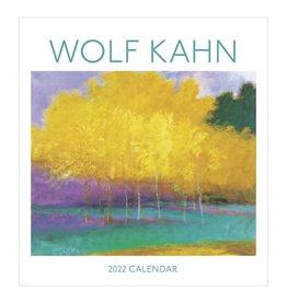 Wolf Kahn 2022 Mini Wall Calendar