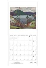 Tom Thompson 2022 Wall Calendar