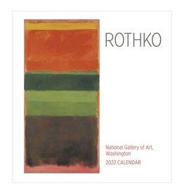 Rothko 2022 Mini Wall Calendar