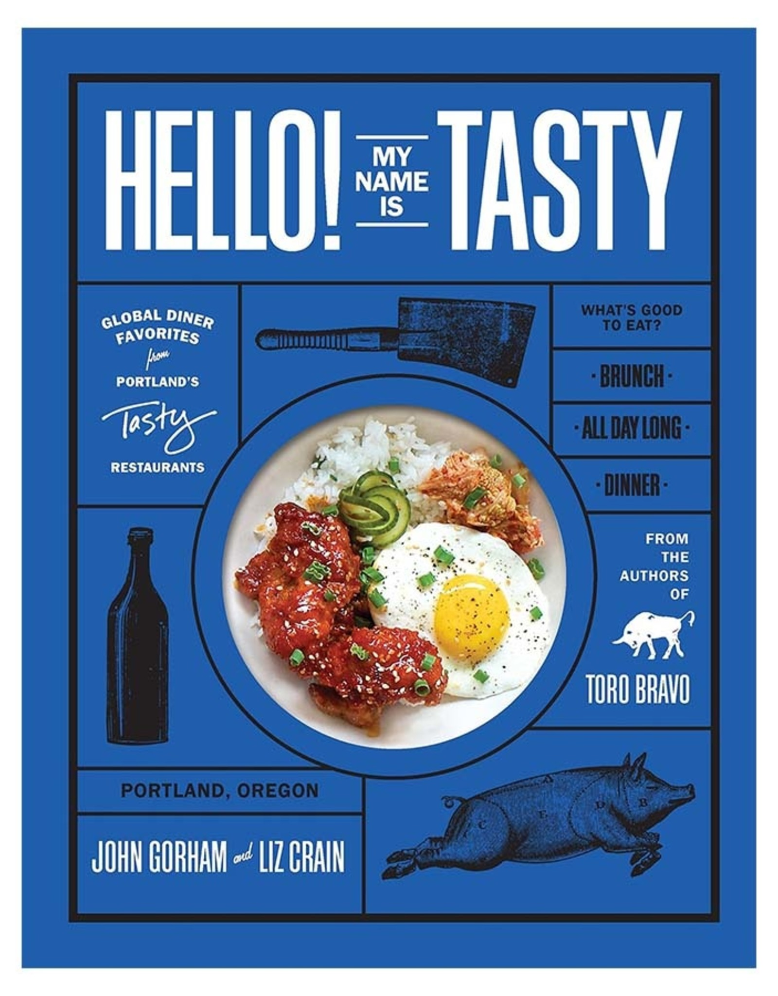 Hello! My Name is Tasty