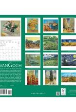 Van Gogh Sunflower 2022 Wall Calendar